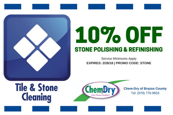 stone polishing coupon